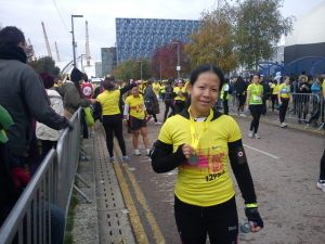 2012 RUN TO THE BEAT, HALF MARATHON, Leukemia & Lymphoma