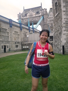 2013 TOWER OF LONDON RUN 1-10k BHF