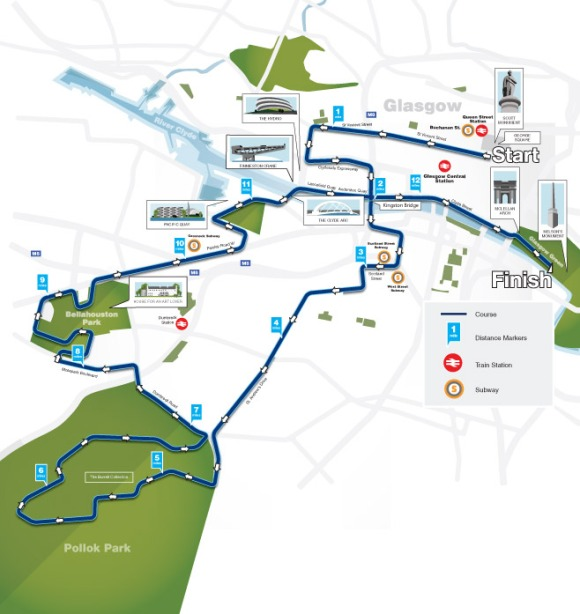 BoS-Great-Scottish-Run-2014-Half-Marathon-Course-Map